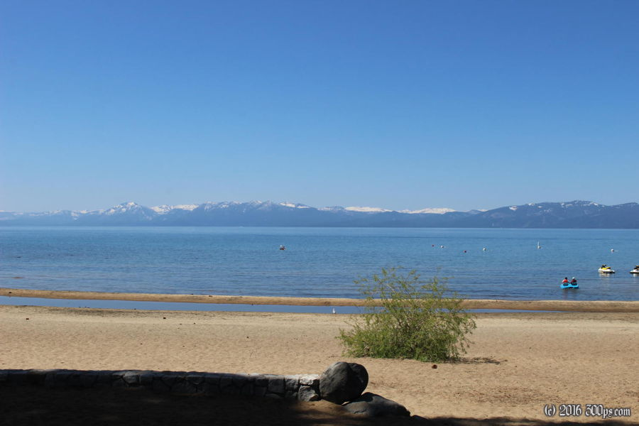 300ps ▻ Incline Village to near Stampede Reservoir: Tahoe National